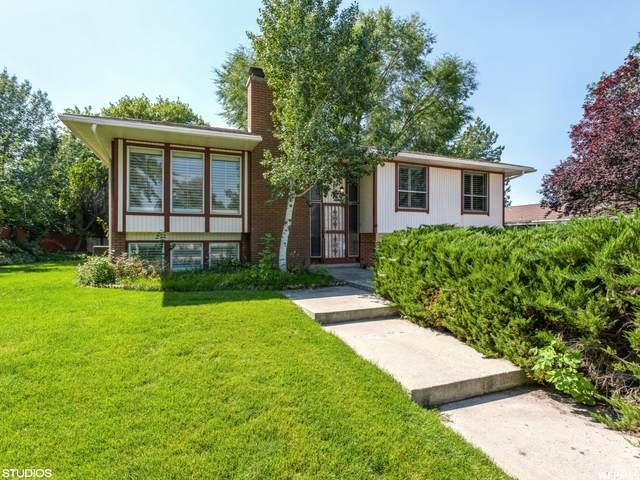 1688 E Peterborough Rd, Salt Lake City, UT 84121 (MLS #1768117) :: Lookout Real Estate Group