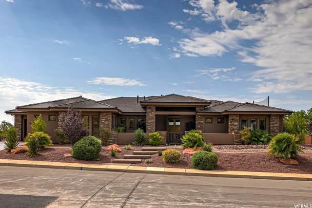 751 W Blue Mountain Rd W, Washington, UT 84780 (MLS #1768126) :: Lookout Real Estate Group