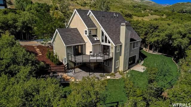 5664 E Pioneer Fork Rd S, Salt Lake City, UT 84108 (MLS #1768140) :: Summit Sotheby's International Realty