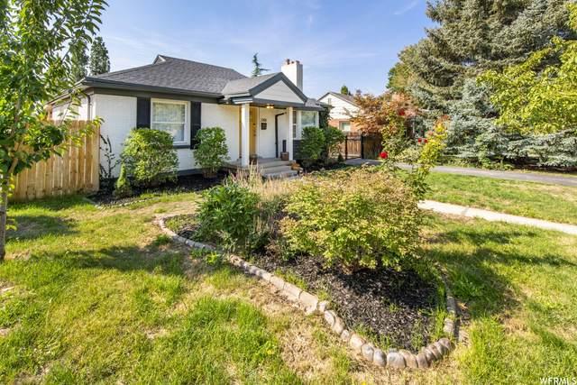 2148 E Bryan Ave S, Salt Lake City, UT 84108 (#1768148) :: Doxey Real Estate Group