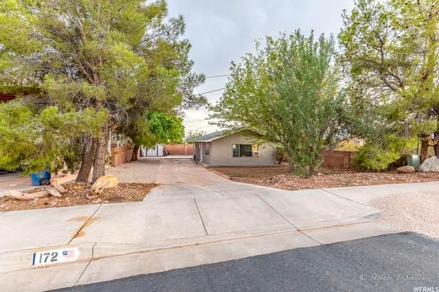 172 E 200 N, Ivins, UT 84738 (MLS #1768182) :: Lookout Real Estate Group