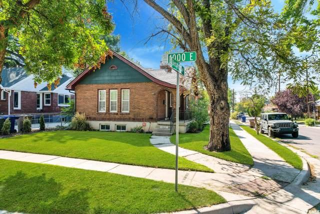 1552 S 1000 E, Salt Lake City, UT 84105 (#1768191) :: Utah Dream Properties