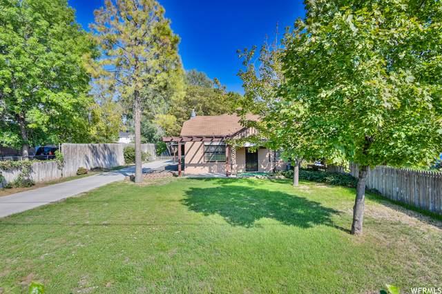 3581 S 500 E, Salt Lake City, UT 84106 (MLS #1768207) :: Lookout Real Estate Group