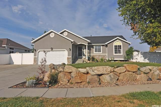 2213 N 800 W, Layton, UT 84041 (MLS #1768214) :: Lookout Real Estate Group