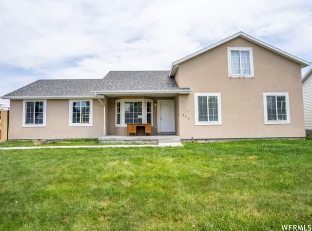 4640 N Kestrel Way, Eagle Mountain, UT 84005 (#1768235) :: Gurr Real Estate