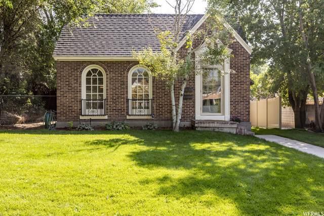 1236 Whitlock Ave, Salt Lake City, UT 84106 (#1768253) :: Berkshire Hathaway HomeServices Elite Real Estate