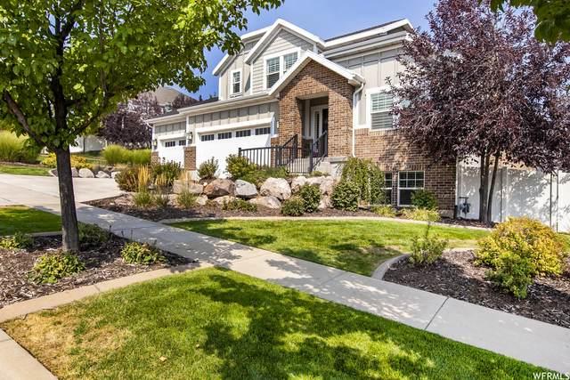 3158 Goshawk Way, Layton, UT 84040 (MLS #1768276) :: Lookout Real Estate Group