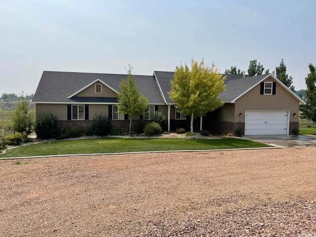 529 W 500 N, Roosevelt, UT 84066 (#1768360) :: Bustos Real Estate | Keller Williams Utah Realtors