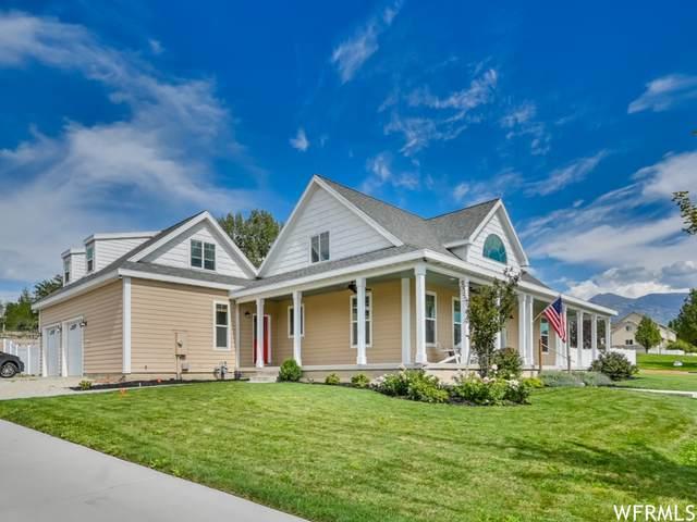 1282 E Coopers Hollow Dr, Lehi, UT 84043 (#1768365) :: Utah Dream Properties