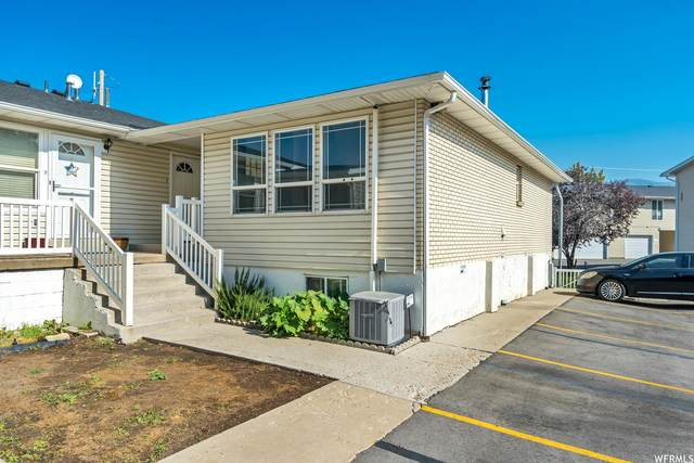 3051 S Orchard Dr A/1, Bountiful, UT 84010 (#1768373) :: Exit Realty Success