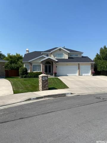 5686 S Crown Pointe Dr #20, Salt Lake City, UT 84107 (MLS #1768385) :: Lookout Real Estate Group