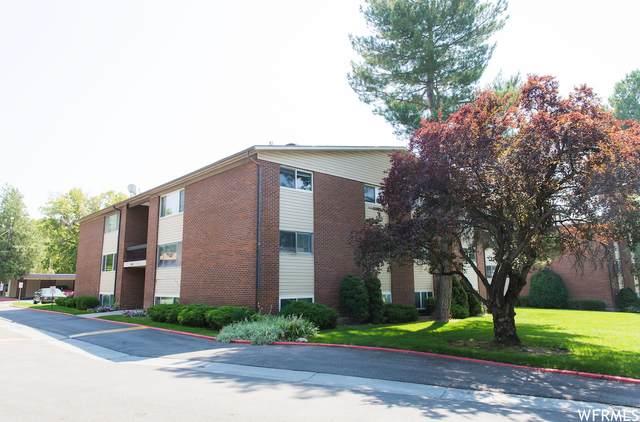 4001 S 300 E #5, Salt Lake City, UT 84107 (MLS #1768392) :: Lawson Real Estate Team - Engel & Völkers
