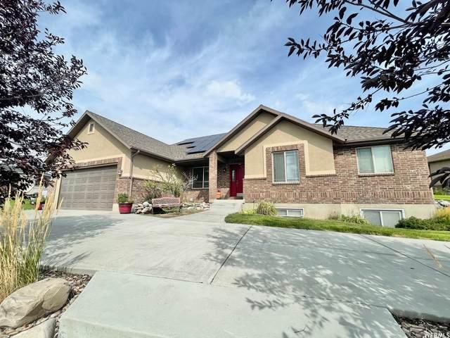 3060 W 1100 N, Tremonton, UT 84337 (#1768399) :: Utah Dream Properties