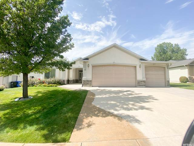75 Chateau Way, Smithfield, UT 84335 (MLS #1768407) :: Lookout Real Estate Group
