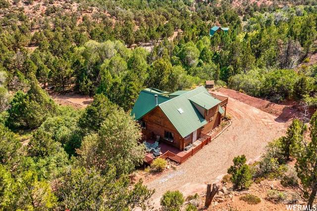 2868 E Red Creek Rd Rd, Paragonah, UT 84760 (#1768409) :: Doxey Real Estate Group