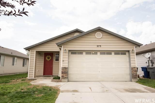 273 N Caleb Dr, North Salt Lake, UT 84054 (#1768425) :: Bustos Real Estate | Keller Williams Utah Realtors
