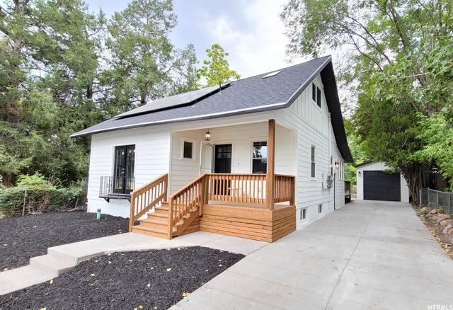 245 E Coatsville Ave S, Salt Lake City, UT 84115 (#1768430) :: Bustos Real Estate   Keller Williams Utah Realtors