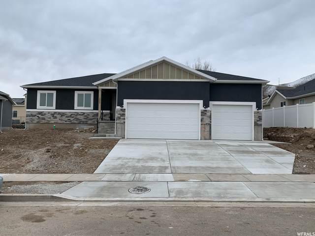 759 W Vista View Dr #113, Grantsville, UT 84029 (#1768436) :: Doxey Real Estate Group
