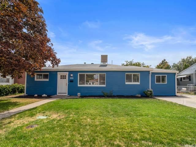 4331 W 5015 S, Salt Lake City, UT 84118 (#1768452) :: Berkshire Hathaway HomeServices Elite Real Estate