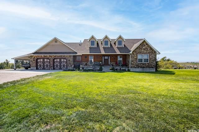 3998 S 2400 W, Weston, ID 83286 (#1768468) :: Bustos Real Estate | Keller Williams Utah Realtors