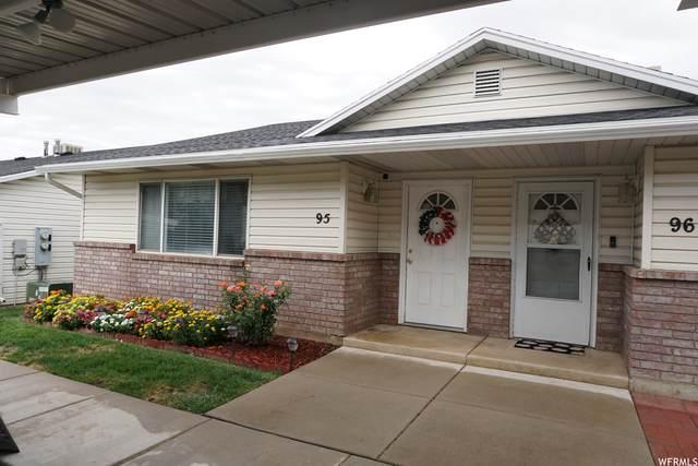 1501 S Monroe Blve #95 Blvd E #95, Ogden, UT 84404 (#1768486) :: Bustos Real Estate | Keller Williams Utah Realtors