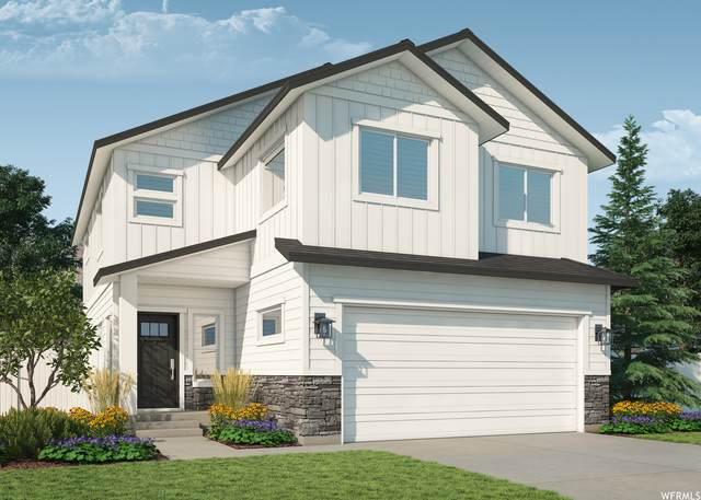 1993 E Blue Spruce Rd #108, Eagle Mountain, UT 84005 (#1768495) :: UVO Group | Realty One Group Signature