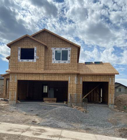 1978 E Blue Spruce Rd #119, Eagle Mountain, UT 84005 (#1768496) :: UVO Group | Realty One Group Signature