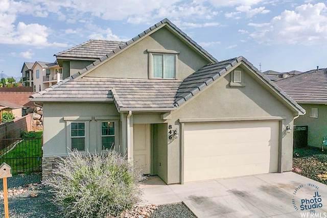 846 Birchview Ln, Hurricane, UT 84737 (#1768515) :: Bustos Real Estate | Keller Williams Utah Realtors