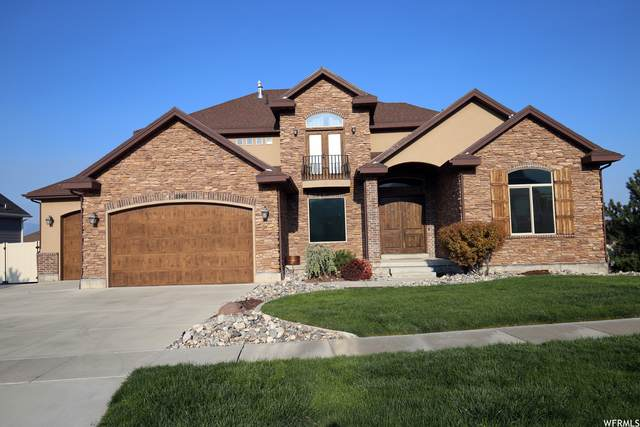 2848 Gray Fox Ave, Saratoga Springs, UT 84045 (#1768517) :: Doxey Real Estate Group