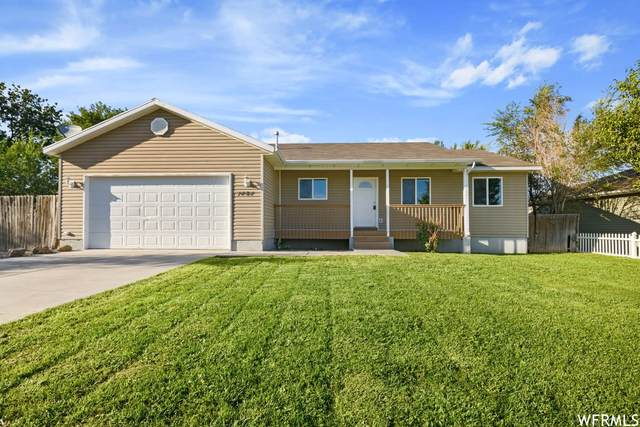 1464 W 975 S, Vernal, UT 84078 (#1768530) :: Doxey Real Estate Group