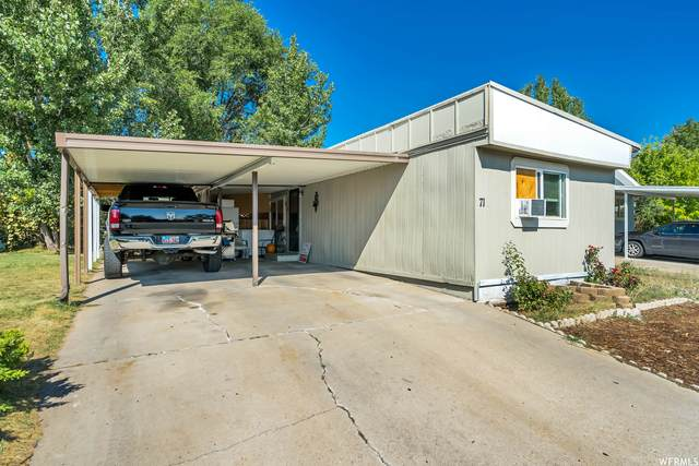 2600 N Hill Field Rd #71, Layton, UT 84041 (#1768539) :: Doxey Real Estate Group