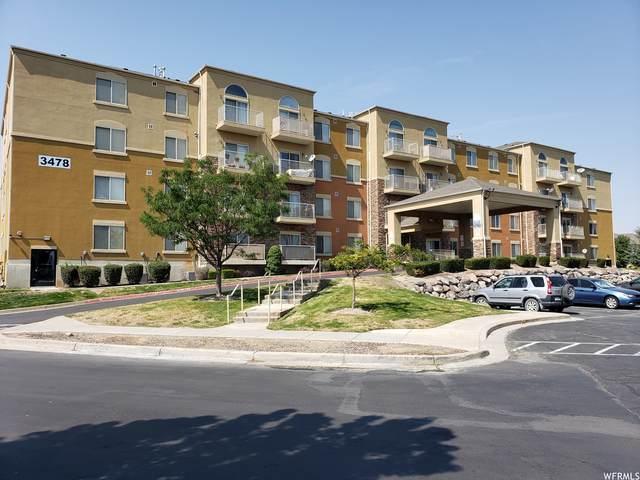 3478 S Cozy River Pl W #206, West Valley City, UT 84119 (#1768541) :: Exit Realty Success