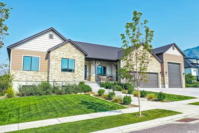 1216 N Washougal, Elk Ridge, UT 84651 (#1768569) :: Berkshire Hathaway HomeServices Elite Real Estate