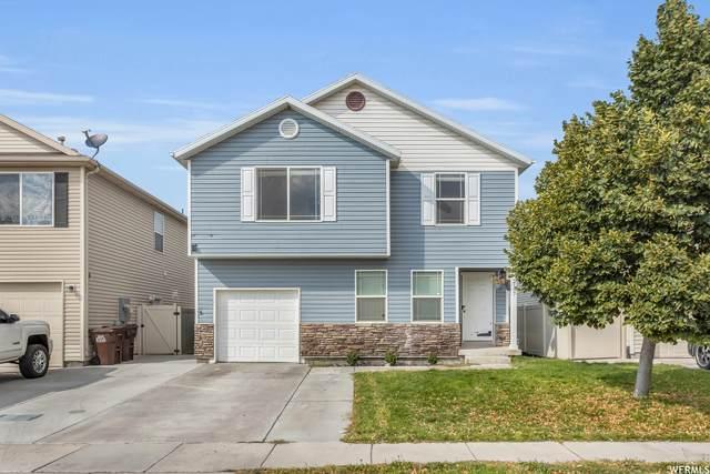 2157 E Eagle Crest Way, Eagle Mountain, UT 84005 (#1768585) :: Berkshire Hathaway HomeServices Elite Real Estate