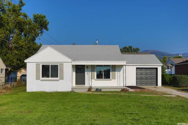720 N 200 St W, Bountiful, UT 84010 (#1768591) :: Utah Dream Properties