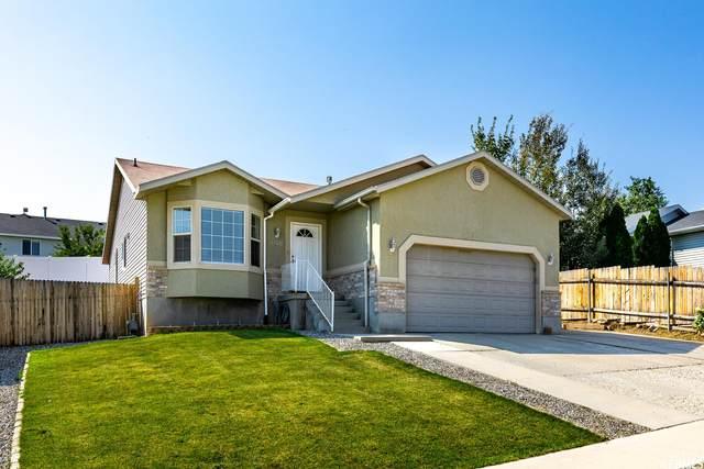 6155 W Graceland Way W, West Jordan, UT 84081 (#1768624) :: Berkshire Hathaway HomeServices Elite Real Estate