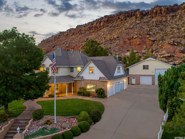 2238 S 1950 E, St. George, UT 84790 (#1768627) :: Colemere Realty Associates