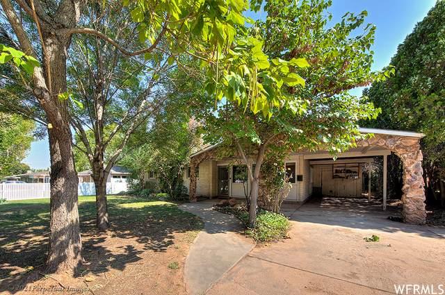 589 Huntridge Dr, Moab, UT 84532 (#1768667) :: Utah Dream Properties