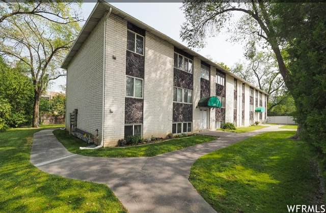 4540 S 700 E #9, Murray, UT 84107 (MLS #1768703) :: Lawson Real Estate Team - Engel & Völkers