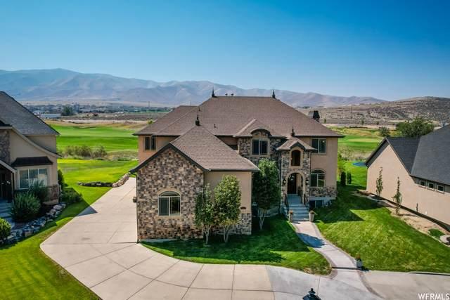 91 E Seven Iron Ct, Saratoga Springs, UT 84045 (#1768707) :: Pearson & Associates Real Estate