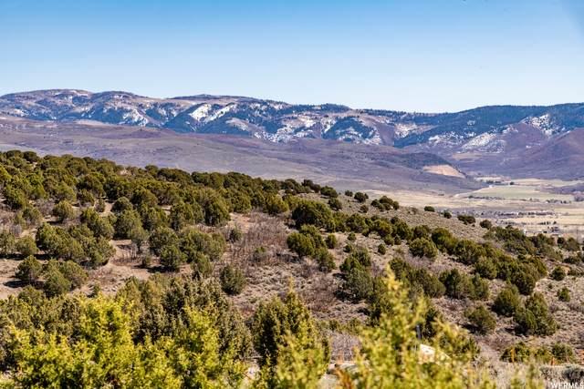 2519 E La Sal Peak Dr (654) #654, Heber City, UT 84032 (#1768722) :: Bustos Real Estate | Keller Williams Utah Realtors