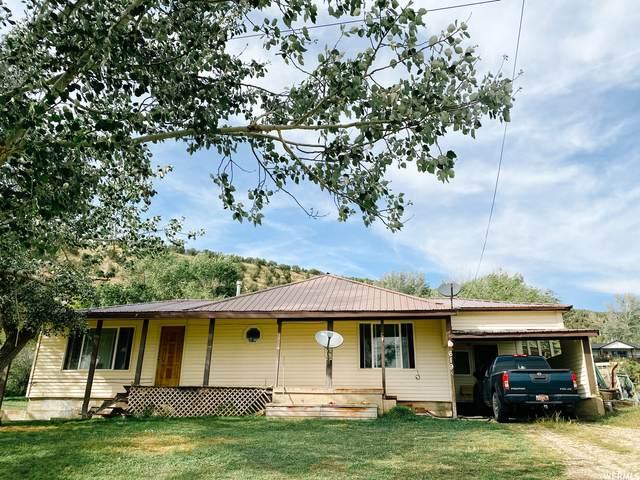 619 E Chalk Creek Rd., Coalville, UT 84017 (MLS #1768734) :: Summit Sotheby's International Realty