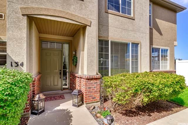 134 N Birmingham Ln, North Salt Lake, UT 84054 (#1768762) :: Bustos Real Estate | Keller Williams Utah Realtors