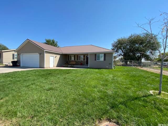 745 S 500 E, Roosevelt, UT 84066 (#1768804) :: Utah Dream Properties