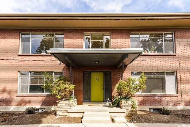 35 E Hillside Ave N, Salt Lake City, UT 84103 (#1768831) :: Exit Realty Success
