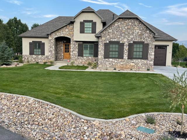 905 S Price Farm Ct, Midway, UT 84049 (#1768837) :: The Perry Group