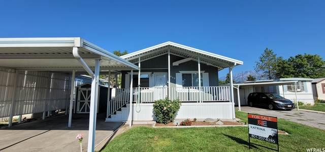 305 E Vagabond Dr S #125, Murray, UT 84107 (#1768860) :: Pearson & Associates Real Estate