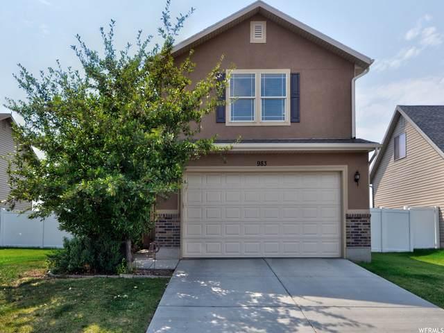 983 W Farnham Dr, North Salt Lake, UT 84054 (#1768876) :: Bustos Real Estate | Keller Williams Utah Realtors