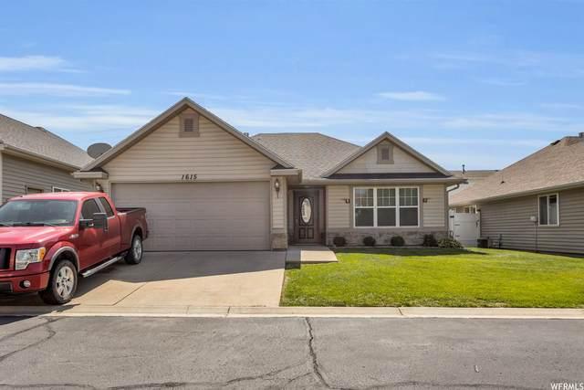 1615 W Royal Ridge Dr S, Roy, UT 84067 (#1768891) :: Utah Dream Properties