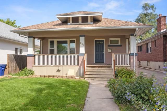 851 E Harrison Ave S, Salt Lake City, UT 84105 (#1768902) :: Utah Dream Properties